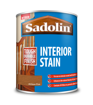 Sadolin Interior Stain Antique Pine 750ml