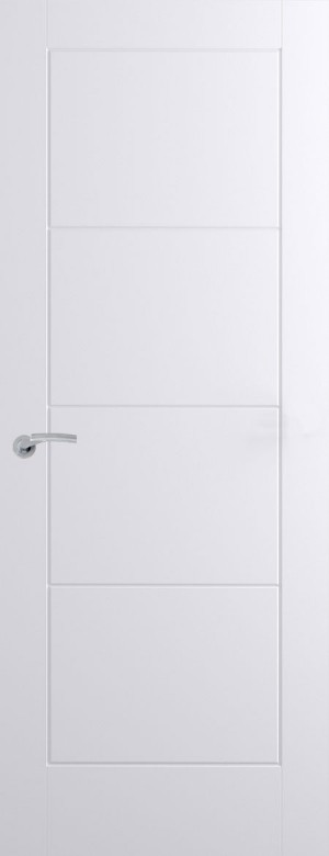 Premdor Ladder Moulded Internal Door - Safe N Sound Core