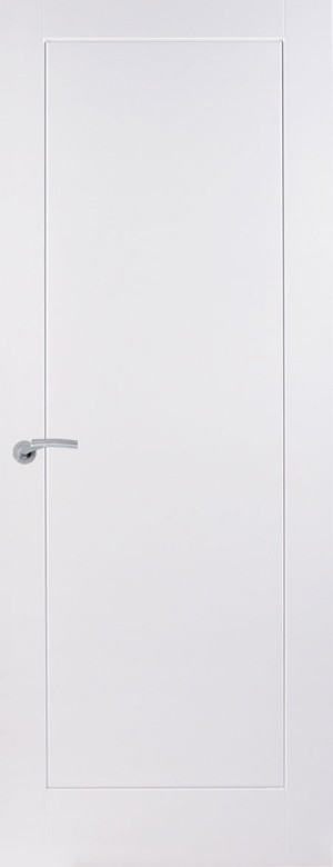 Premdor 1 Panel Internal Door - Semi-solid Core