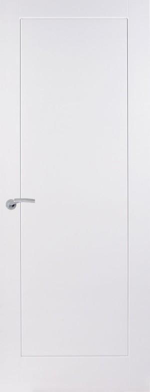 Premdor 1 Panel Internal Door - Semi-solid Core