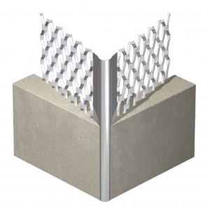 EXPAMET METALWORK - Stainless Steel Angle Bead
