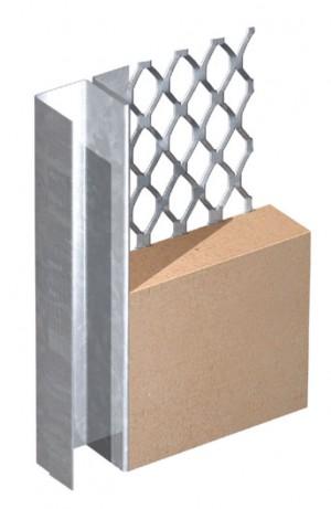 EXPAMET METALWORK - Architrave & Feature Bead (Abutting)