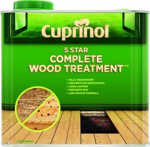 Cuprinol 5 Star Wood Treatment