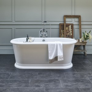 Burlington Freestanding Baths and Claw Feet