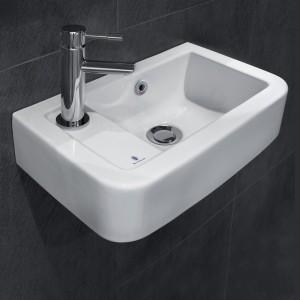Silverdale Modern Bathroom Suites