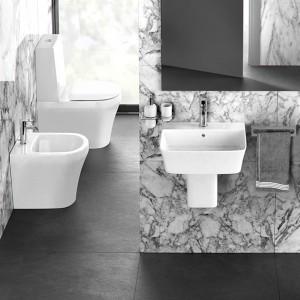 Britton Hand Basins WCs and pedestals