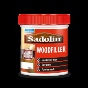Sadolin Woodfiller White 250ml  6047645