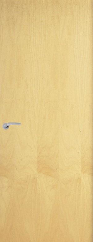 Premdor European Ash Veneer (Crown & Half Crown Cut) Internal Framed FD30 Fire Door