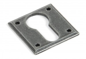 ANVIL - Pewter Avon Euro Escutcheon