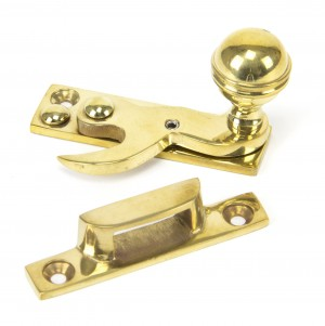 ANVIL - Polished Brass Standard Hook Fastener