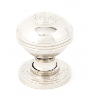 ANVIL - Polished Nickel Prestbury Cabinet Knob - Small