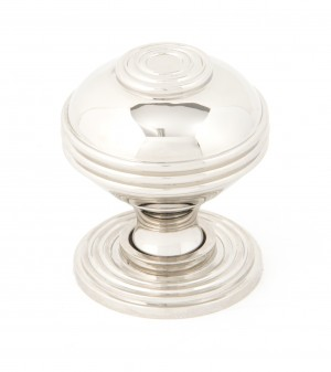 ANVIL - Polished Nickel Prestbury Cabinet Knob - Large