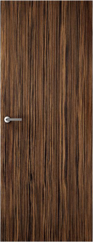 Premdor - Portfolio Ebony Vertical Internal FD30 Fire Door