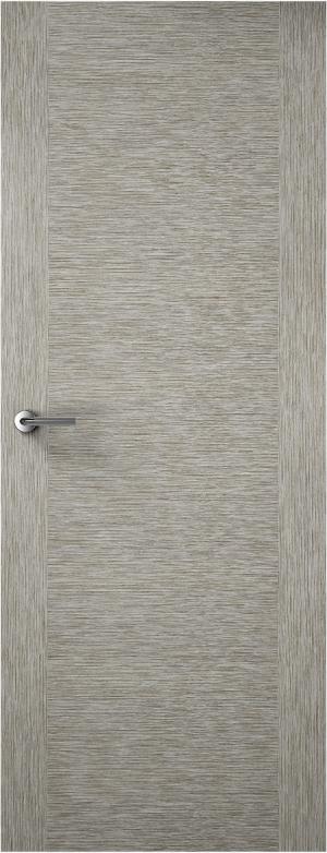 Premdor - Portfolio Light Grey Two Stile Internal Door