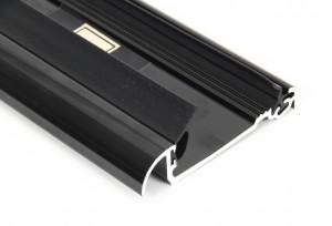ANVIL - Black 2134mm Macclex 15/56 Threshold