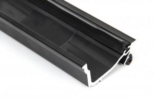 ANVIL - Black 1219mm Macclex Lowline Sill  Anvil90184