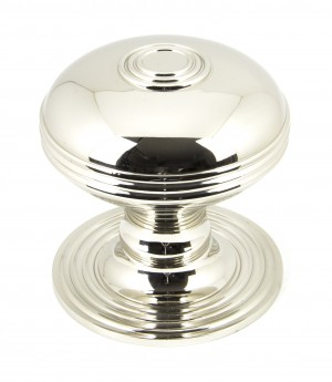 ANVIL - Polished Nickel Prestbury Centre Door Knob