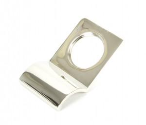 ANVIL - Polished Nickel Rim Cylinder Pull