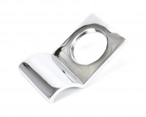 ANVIL - Polished Chrome Rim Cylinder Pull
