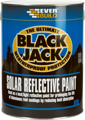 SikaEverbuild 907 Solar Reflective Coating 5L Silver [SIK90705]