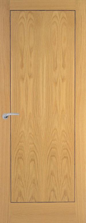 Premdor Innova White Oak Veneer FD30 Fire Door