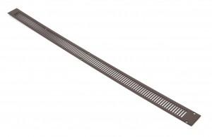 ANVIL - Brown Aluminium Large Grill 380mm  Anvil91019