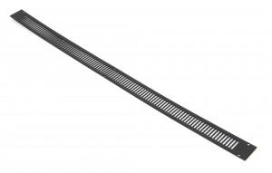 ANVIL - Black Aluminium Large Grill 380mm  Anvil91022
