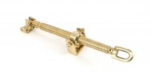 ANVIL - Polished Brass 12'' Fanlight Screw Opener  Anvil91026