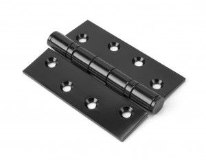 ANVIL - Black 4'' Ball Bearing Butt Hinge (pair)  Anvil91043