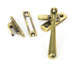 ANVIL - Aged Brass Locking Newbury Fastener