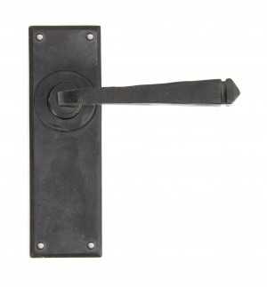 ANVIL - External Beeswax Avon Lever Latch Set