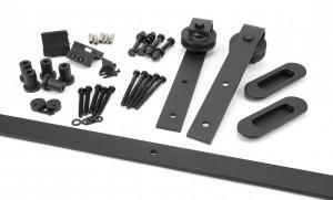 ANVIL - 80kg Sliding Door Hardware Kit (2m Track)  Anvil91793