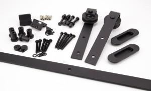 ANVIL - 80kg Sliding Door Hardware Kit (3m Track)  Anvil91794
