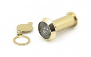ANVIL - Brass Door viewer 180 degrees