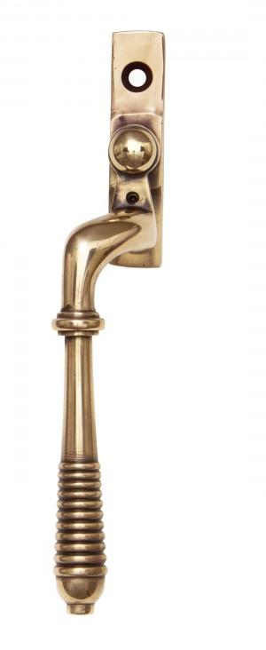 ANVIL - Polished Bronze Reeded Espag - LH  Anvil91942