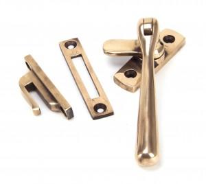ANVIL - Polished Bronze Locking Newbury Fastener  Anvil91951