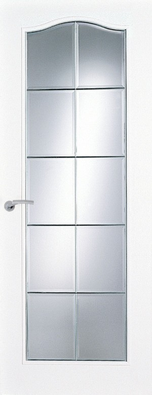 Premdor Columbia 10 Light Canadian Glazed Textured Internal Door