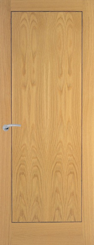 Premdor Innova White Oak Veneer Internal Door