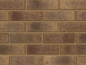 IBSTOCK BRICKS - Milburn Ashen Brown Blend