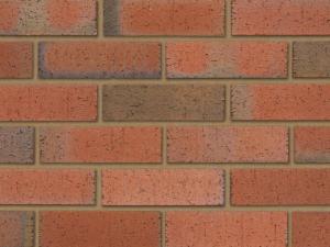 IBSTOCK BRICKS - Trafford Multi Rustic