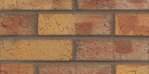 FORTERRA Abbey Buff Multi Brick - Butterley Range