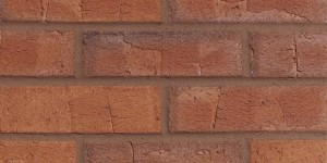 FORTERRA Abbey Red Multi Brick - Butterley Range