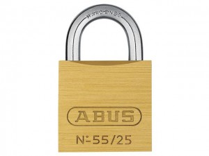 55 Series Brass Padlock  ABU5525