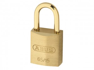 65MB Series Solid Brass Padlock  ABU65MB15C