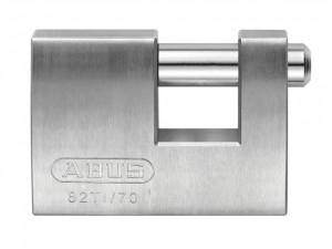 82TI Series TITALIUM  Shutter Padlock  ABU82TI70