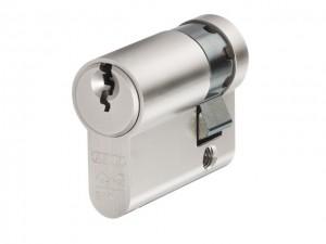E60NP Euro Profile Half Cylinder  ABUE60N1035C