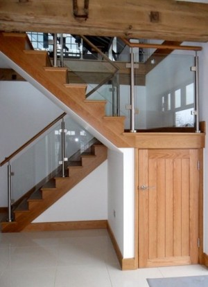 Pear Stairs - Adams Glass Staircase (185)