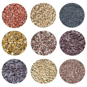 STONEMARKET - Decorative Aggregate Black Polished Pebbles Bulk Bag  _KA6005100