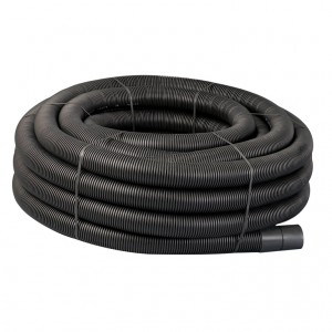 NAYLORS Plastic Underground  Agri-Drain Unperforated Land Drain
