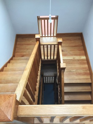 Pear Stairs - Waterloo Road Staircase (615)